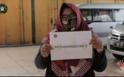 Peringatan Muharram 1442 SMK Muhammadiyah 9