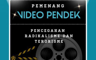 PENGUMUMAN PEMENANG LOMBA VIDEO PENDEK